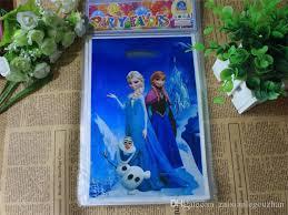 Frozen Christmas Decorations Frozen Christmas Gift Bag Frozen Elsa Anna Pricess Loot Bags Box