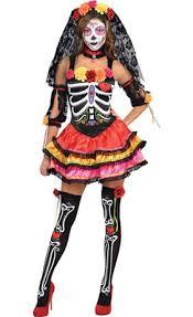 sugar skull costume sugar skull costume party city