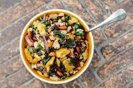thanksgiving recipes across the united states turkey sausage kale