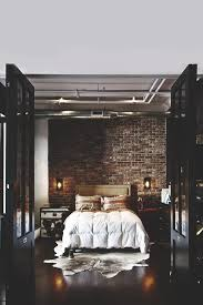 Bedroom Wall Design Ideas Bedroom Wall Decor Ideas by Best 25 Brick Wall Bedroom Ideas On Pinterest Exposed Brick