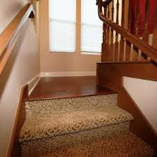 home decor perfect carpeted stair treads inspiration for your