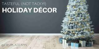not tacky décor place condos