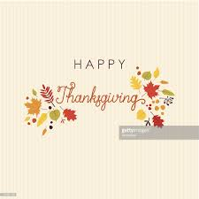 thanksgiving vector art happy thanksgiving lettering leaves card vector art getty images