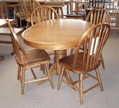 oak circular dining table u2013 zagons co