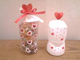 best out of waste plastic bottle transformed to gift container