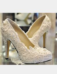 wedding shoes next buy tailor made beading lace wedding high heel shoes