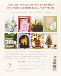 amazon com martha stewart u0027s handmade holiday crafts 225 inspired