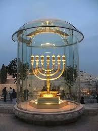jerusalem menorah menorah in israel jerusalem third temple the spirit of