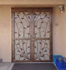 Iron Patio Doors Artistic Iron Works Artistic Iron Works Ornamental Wrought