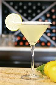 lemon basil crush martini sobieski cytron vodka fresh crushed