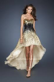 black and gold dress black gold prom dress gown and dress gallery
