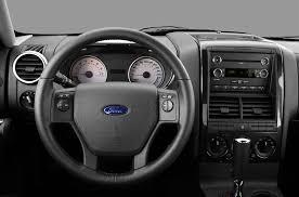Ford Explorer Pickup - 2010 ford explorer sport trac price photos reviews u0026 features