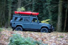 new land rover defender arkonik u0027s new defender 110 columbus gearminded