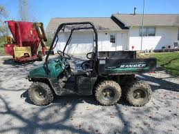 tractors skid steer truck polaris equipment tools