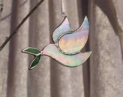 dove ornaments etsy