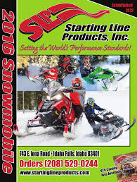 2016 starting line products slp catalog by starting line