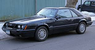 1982 mustang gt 5 0 ford mustang third generation wikiwand