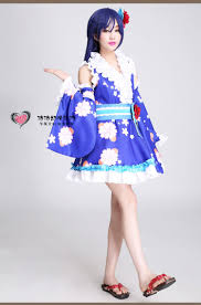 high quality love live cosplay costume sonoda umi anime costume
