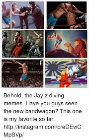 Jay Z Diving Meme - 351 behold the jay z diving memes have you guys seen the new