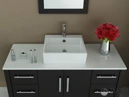 Bathroom Sinks And Vanities Grand Crater Single Bathroom Vanity Bathgems