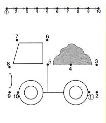 Abc Practice Worksheets For Kindergarten Preschoolers Cars Tracing Worksheets For Kids Free Dot To