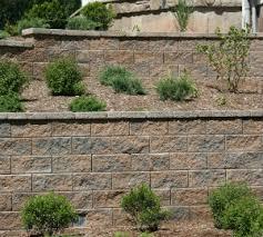 innovative ideas retaining wall block comely garden wall blocks