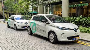 renault singapore nutonomy to triple singapore headcount plans to launch service