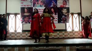 guns and roses u0027 best fashion show ever in gurukul college