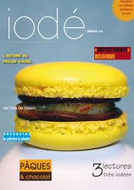 magazine de cuisine iodé le magazine de cuisine de la mer la cuisine caro