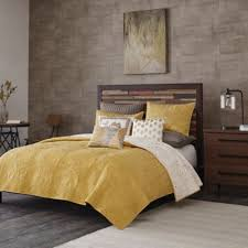buy yellow coverlet set from bed bath u0026 beyond