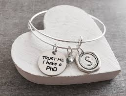 graduation jewelry gift trust me i a phd phd jewelry phd gift by sajolie on zibbet