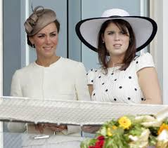 Princess Beatrice Hat Meme - royal fetes and red carpets princess eugenie through the years
