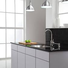 Black Kitchen Faucet by 2017 Modern Kitchen Trends Forecast