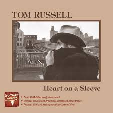 Tom Russell Navajo Rug Heart On A Sleeve Remastered