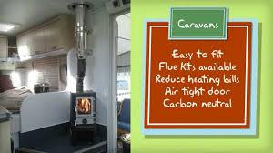 the hobbit wood burning stove from salamander stoves youtube