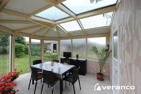 vitrage toiture veranda où acheter un véranda avec des double vitrages très isolants sur