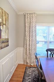 Dining Room Curtains Best 25 Neutral Curtains Ideas On Pinterest Neutral Curtains