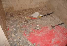 tile style alpharetta shower pan repair company