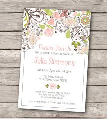 printable bridal shower invitations awesome party city printable bridal shower invitations design