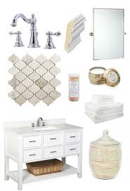 bathroom reno inspiration with metrie rose city style guide a