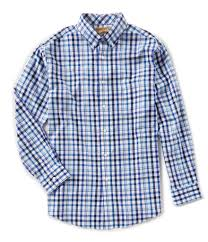 men u0027s casual button front shirts dillards
