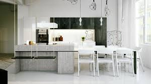 plane de travail cuisine photo cuisine avec plan de travail moderne en 65 idées