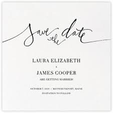 save the date card template save the date card template kraft