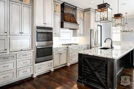 kitchen cabinets with bronze hardware honore hanging lantern transitional kitchen stonecroft