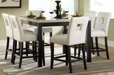 contemporary counter height table mystic counter height table and 4 backless stools merlot and