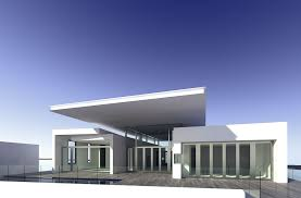 Contemporary Residential  Story Building Modern Minimalist Home - Minimalist home design