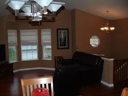 living room colors with dark brown furniture house decor picture