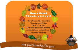 happy thanksgiving text message newsletter campaign