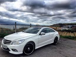 mercedes e 350 coupe mercedes e350 coupe 7g tronic amg line in weymouth dorset