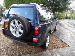 land rover freelander 2004 land rover freelander 1 8 xei station wagon 5 door 4wd 1 8 petrol